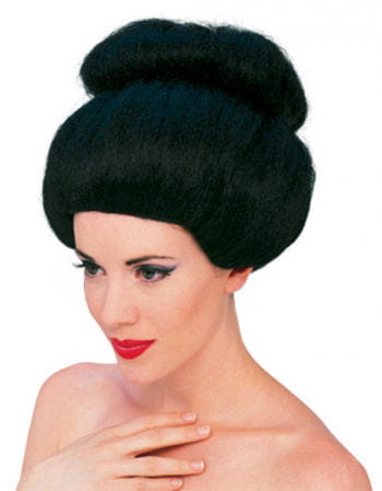Geisha Wig Deluxe