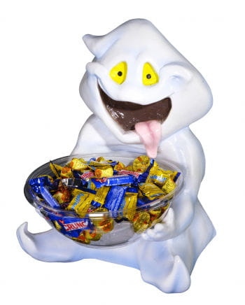 Ghost candy holder