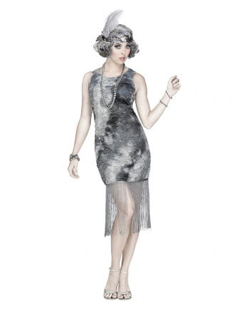 Ghosts Flapper Dress