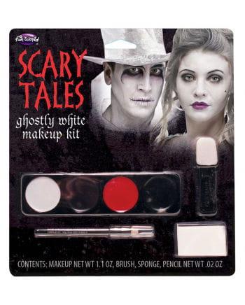 Geister Make-up Set 7-teilig