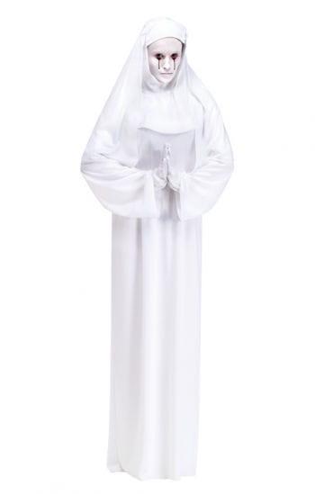 Ghost nun costume