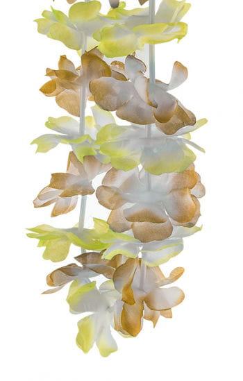 Hawaii Blütenkette gelb