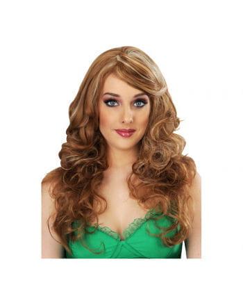 Streaked Cosplay women wig