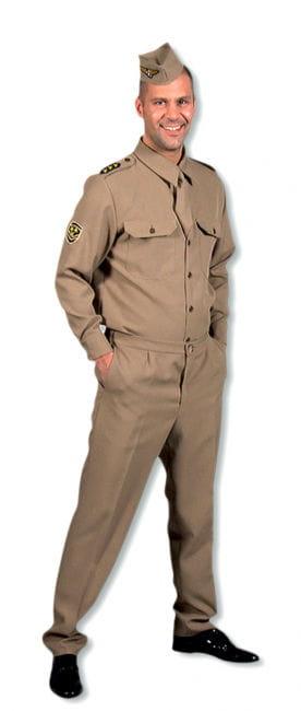 GI Costume 40s