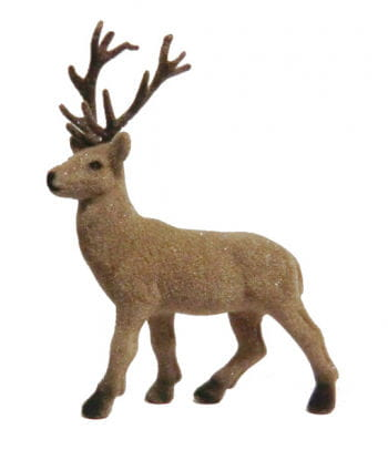 Glitter Deer Brown