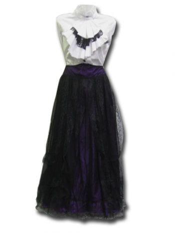 Gothic Tüllrock violett
