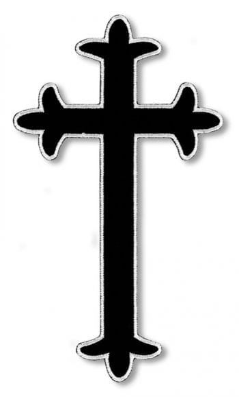 Gothic Cross Patch