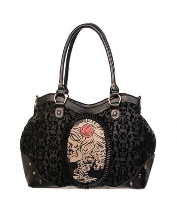Rockabilly Purse Cameo
