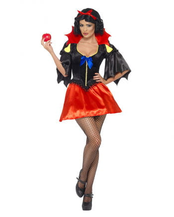 Gothic Snow White Costume
