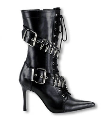 Patronengurt High Heel Stiefel 37 UK 6 US 8