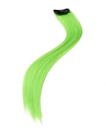 Hair Extensions FX Neon Green
