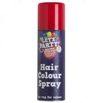 Hairspray red 125ml