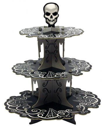 Halloween Cupcake Ständer
