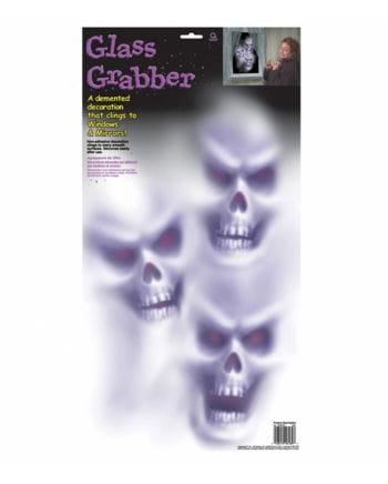Halloween Geister Fensterbild