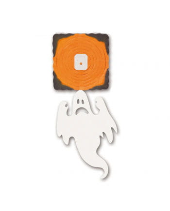 Halloween Garland Ghost 3m