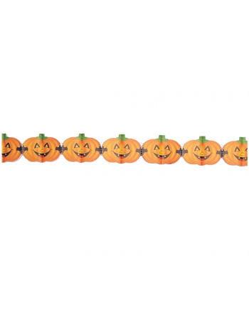 Halloween Pumpkin Garland 4 m