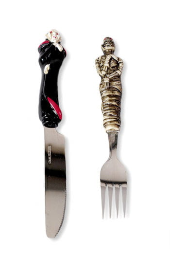 Halloween Party Cutlery