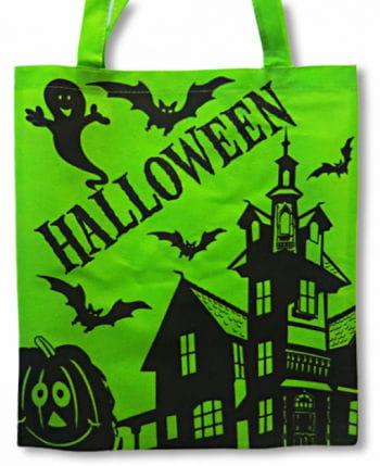 Halloween Bag Green
