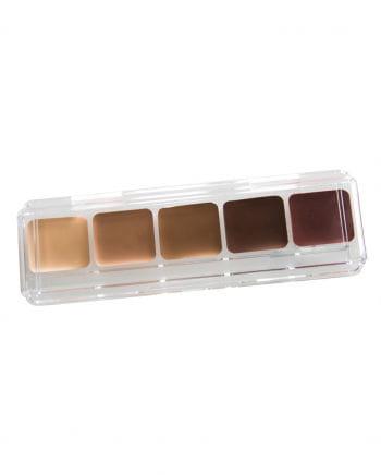 Skin color Make Up Kit / Flesh Stack