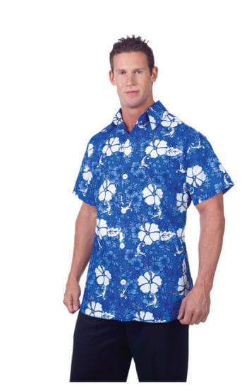 Hawaiian Shirt Blue
