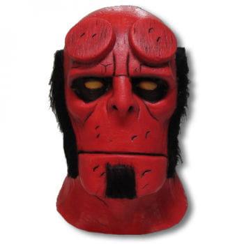 Hellboy Maske Deluxe