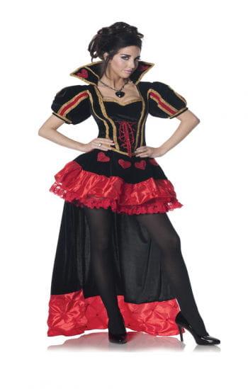 Herz Dame Kostüm XL