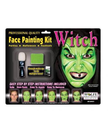 Hexen Make Up Set mit Anleitung