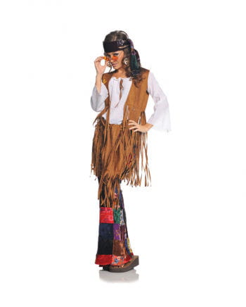 Hippie Woodstock Costume Extra Large