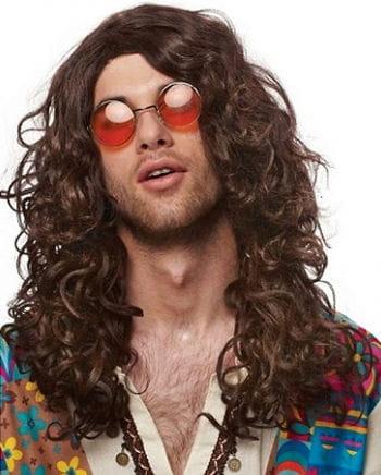 Hippie Männerperücke
