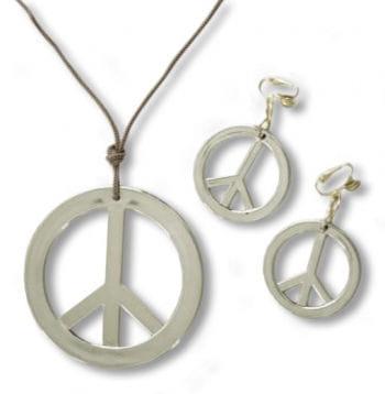 Peace Hippie Jewellery 3 PCS