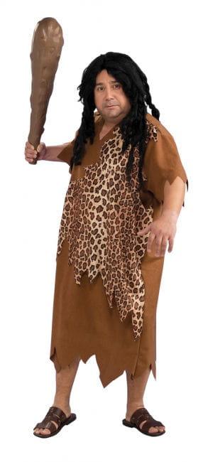 Höhlenmensch Kostüm XL