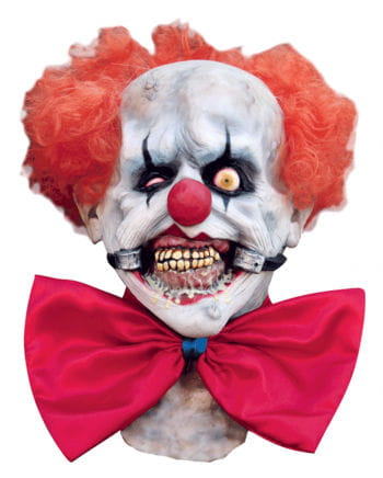 Deadly Smiley Clown Mask