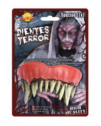 Horror Monster teeth