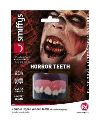Horror Veneers Zombie Gebiss