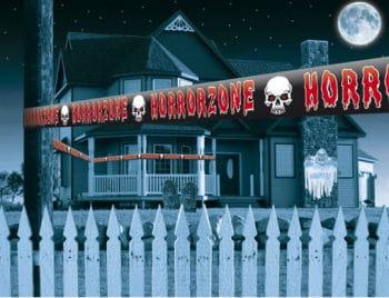 Horror Zone Absperrband