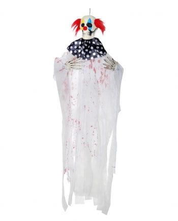 Horrorclown hanging figure 86 cm
