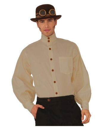 Steampunk Shirt breasted