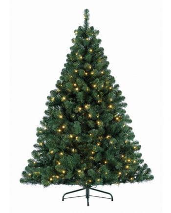 Festlicher Christbaum mit Lichterkette 180 cm