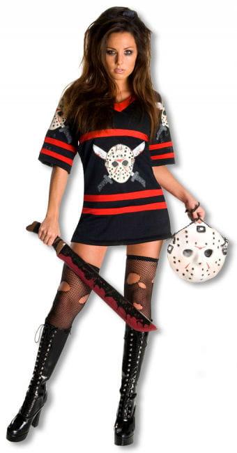 Miss Jason costume L