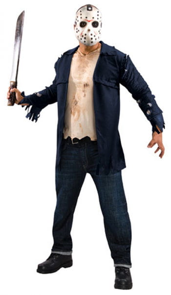 Jason Deluxe Costume XL