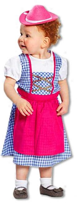 Kinder Dirndlkostüm Heidi