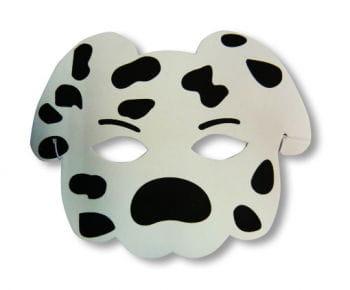 Child Mask Dalmatian