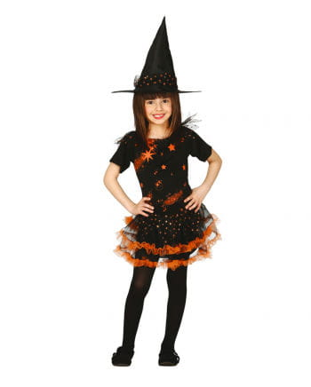 Little Witch Estrella Kids Costume