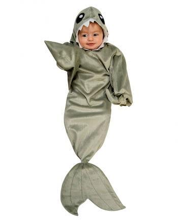 Little Shark Baby Costume