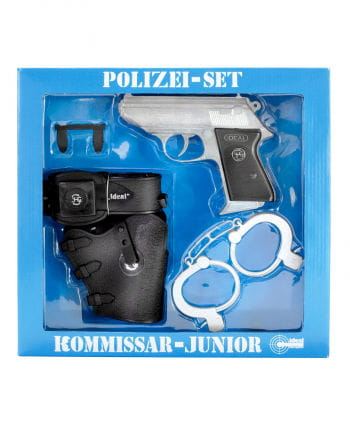 Police Commissioner Junior Set 13-shot