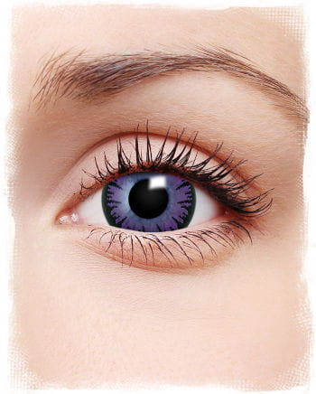 Contacts doll eyes purple