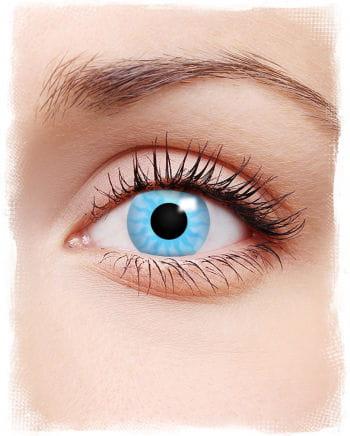 Kontaktlinsen Solar Blue