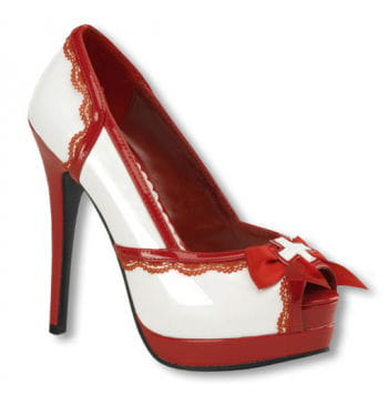 Krankenschwester Schuhe Plateau 38 UK 7 US 9