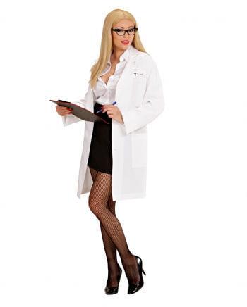Arzt Labor Kittel Unisex S