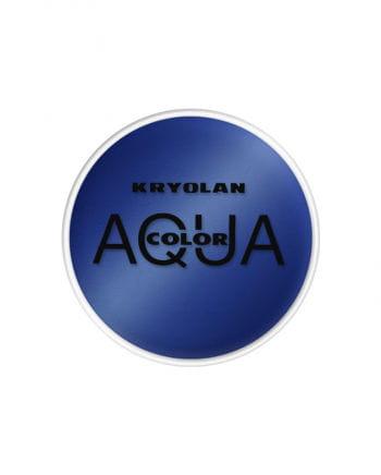 Kryolan Aquacolor blau 15 ml